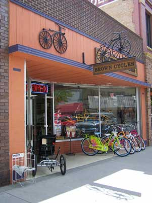 Brown Cycles Bike Shop